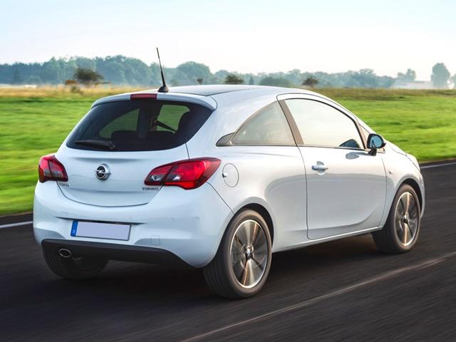 Opel Corsa Coupé
